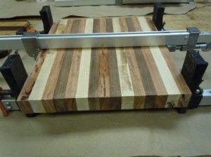 how to make cutting boards