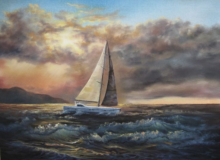 118 best kevin hill oil paintings images on pinterest for Watercolor painting classes near me