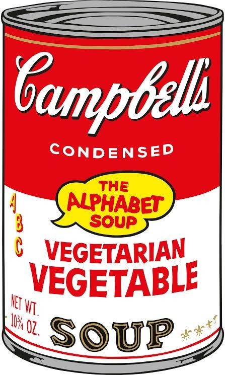 Andy Warhol (efter): Vegetarian Vegetable
