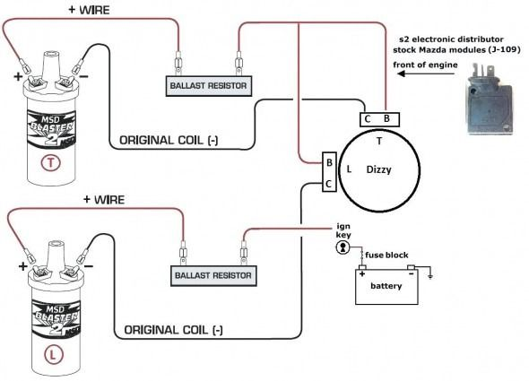 Wiring Diagram For Ignition Coil | Ignition coil, Coil, WirePinterest