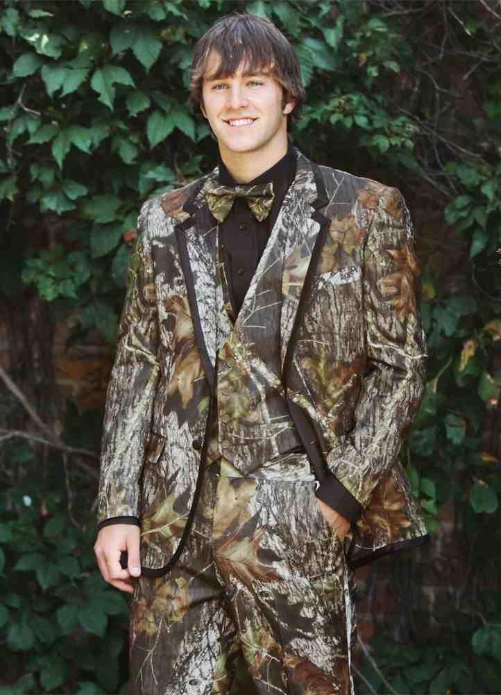 Camo Tuxedos For Weddings