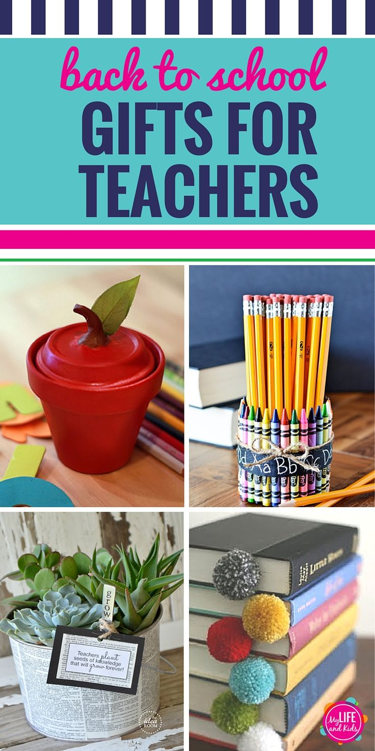 These 10 handmade and DIY back to school teacher gifts are a great way to start the year. Number 3 is my favorite!
