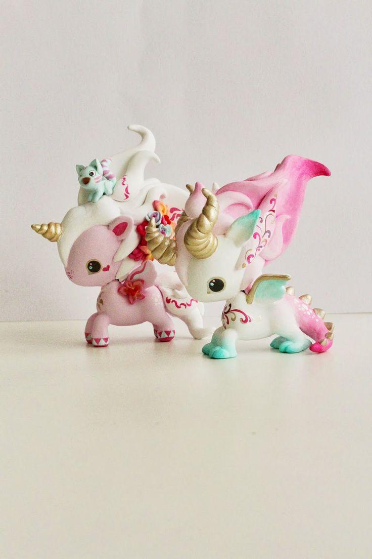 Mijbil Creatures  Tokidoki Unicorns