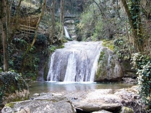 The Waterfall Park, Molina Italy   Parco Della  Cascate