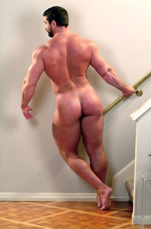 Remarkable, rather ass beefy big body builder butt muscle stud tgp your
