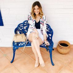 Regram! Major blazer envy, @gavelandheel. Your Stitch Fix jacket is putting some spring in our step. #StitchFixSpring