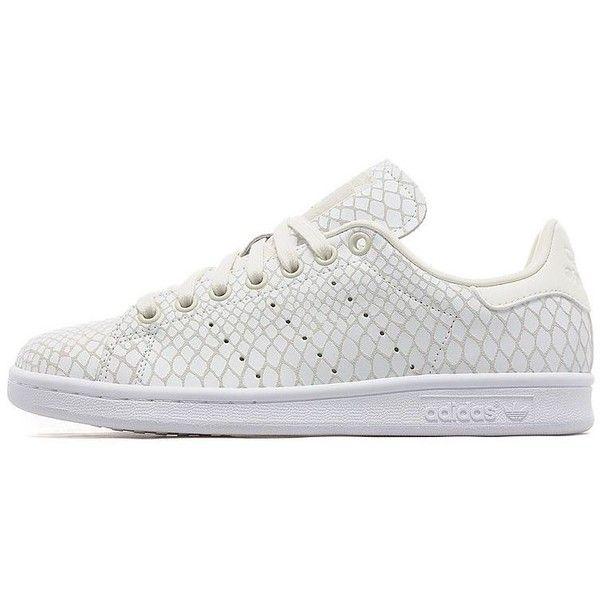 adidas Originals Stan Smith Snake Women's | Snakeskin print shoes ...