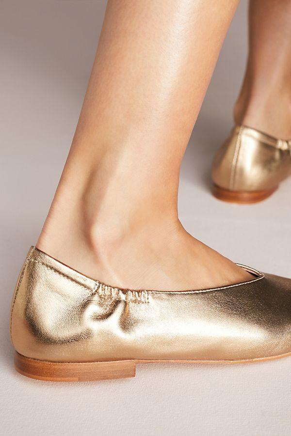 f4dfb423f Pour La Victoire Colt Ballet Flats | Ballet flat, Anthropologie and Detail
