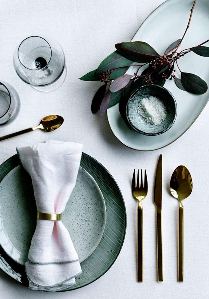 Inspiratieboost: dek de tafel met bijzonder bestek - Roomed