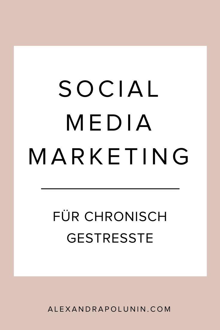 Keine Zeit für Social-Media-Marketing? Ich verrate dir, wie du deinen Blog oder dein Business mit wenig Aufwand online vermarktest.