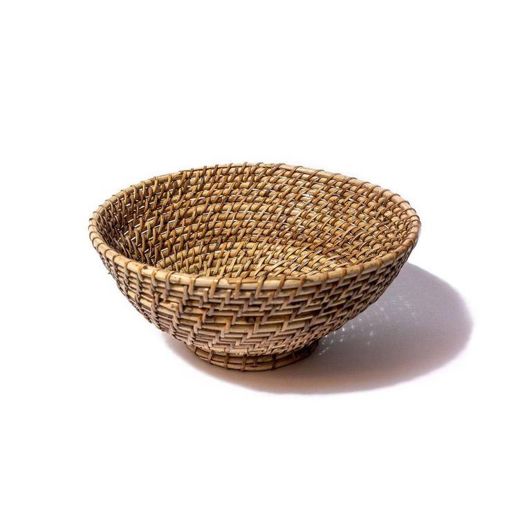 Large Spiral Basket