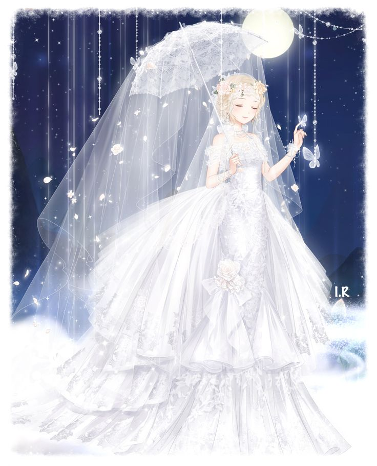Wunder Nikki   – Anime designs