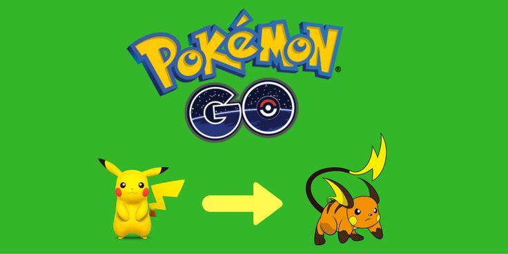 Najlepszy poradnik Pokemon GO - Szybkie ewoluowanie pokemonów