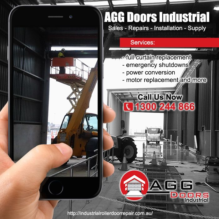 Call AGG Doors Industrial for any door related concerns may it be for repairs, installation even in parts supply. Its 1300244866 and will be happy to assist you.  #industrialdoorrepair #industrialrollerdoorrepair #rollershutterrepairsMelbourne #commercialrollershutterrepair #commercialrollerdoorrepair