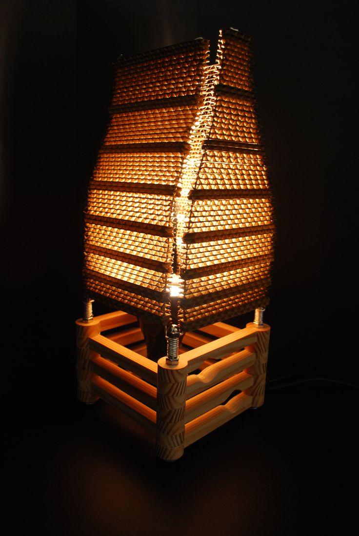 Lantern Of Cardboard