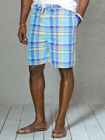 "East Hampton 7"" Swim Trunk - Big & Tall Swimwear - RalphLauren.com"