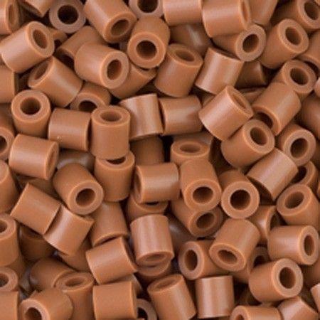 Perline da stirare 1100 pezzi colore marrone, perline a fusione Nabbi beads, pyssla