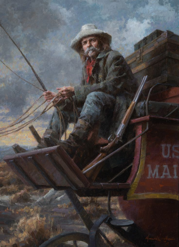 coachman.jpg (872×1200) by artist Morgan Weistling