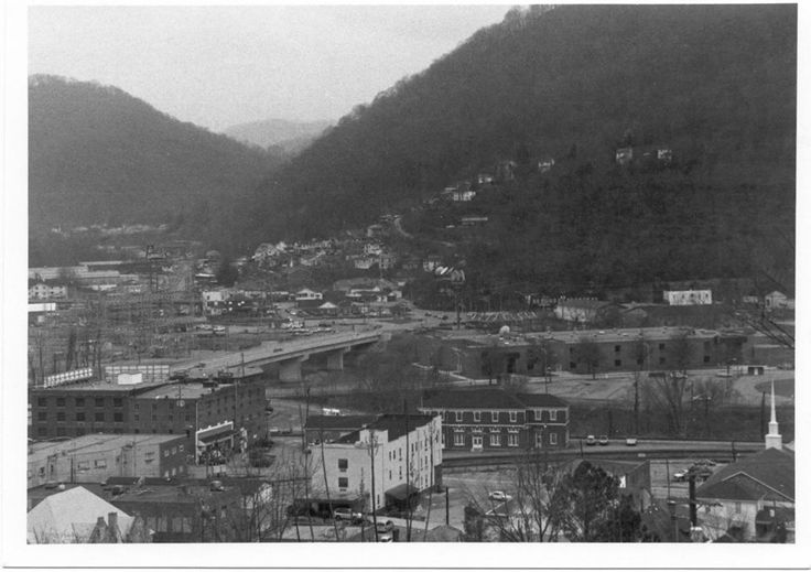 City Of Logan West Virginia 1999 Logan County West