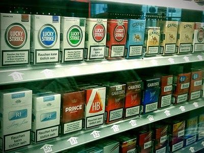 World Cigarettes Market: Tobacco Products Industry