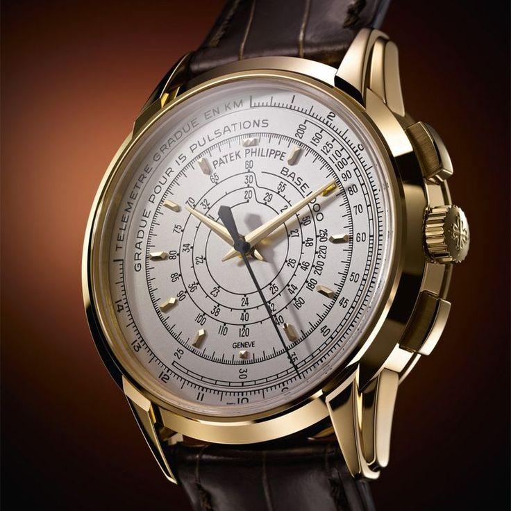 Patek Philippe Multi-Scale Chronograph watch
