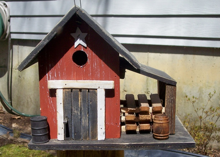 Top 416 ideas about birds bird houses on pinterest for Different types of birdhouses