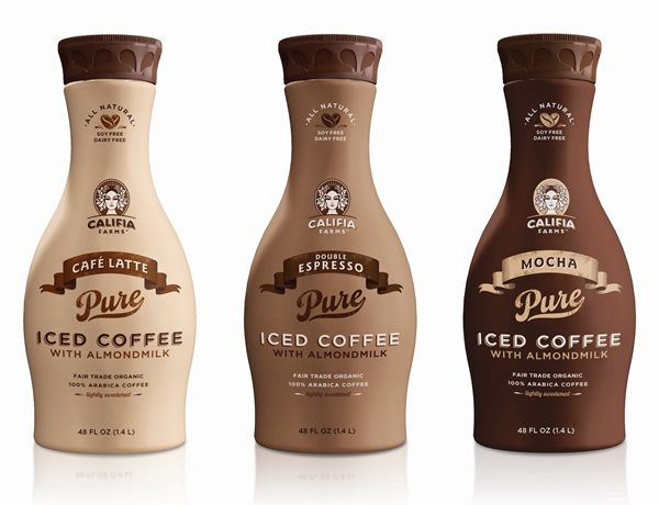 Califia Farms Pure Iced Coffee with Almond Milk (Dairy-Free / Vegan)