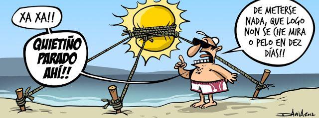 Sol y Galicia :) #Aquapark #Cerceda