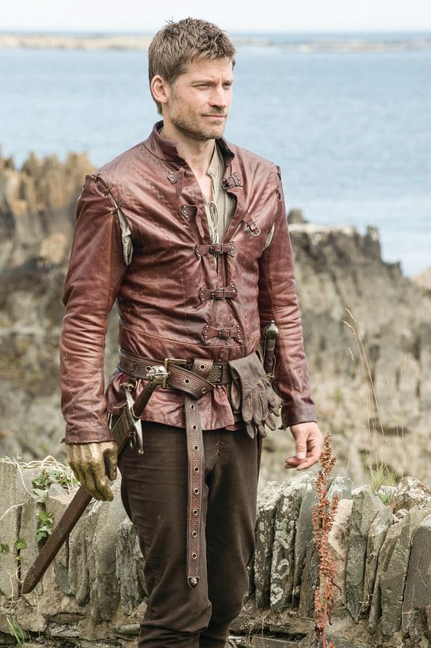 GoT - Jaime Lannister in Dorne