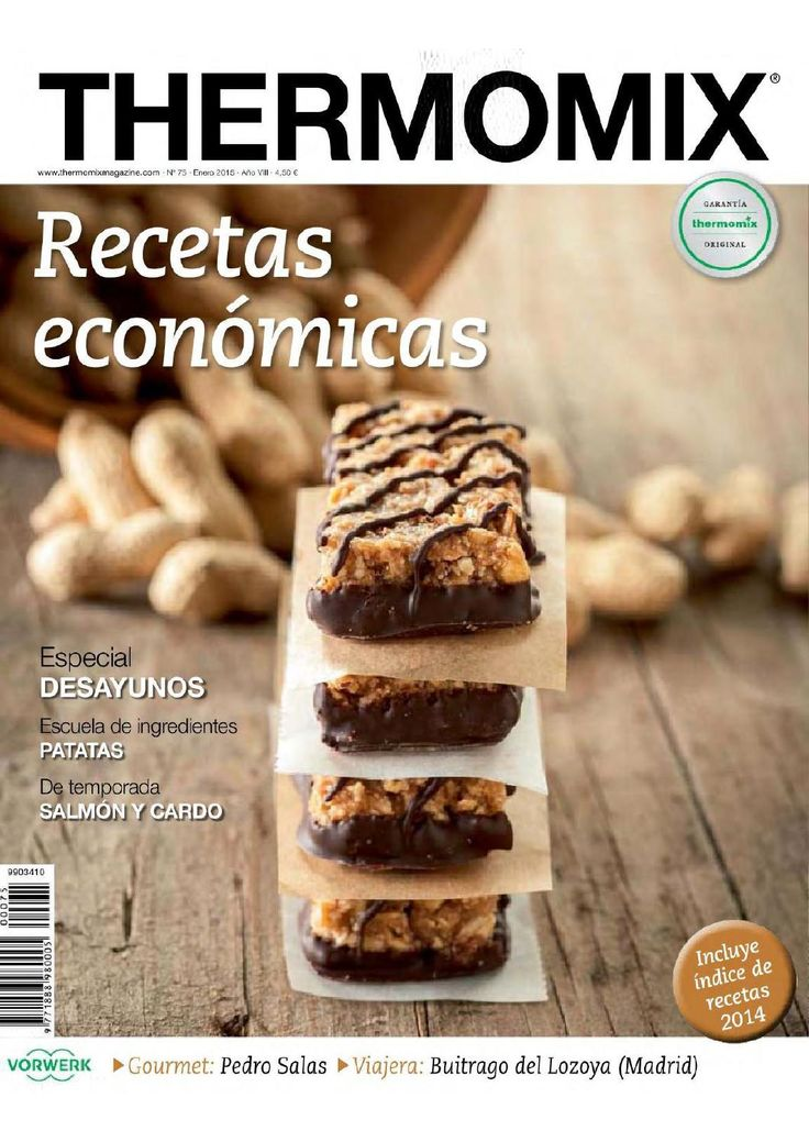 Thermomix magazine 75 enero 2015