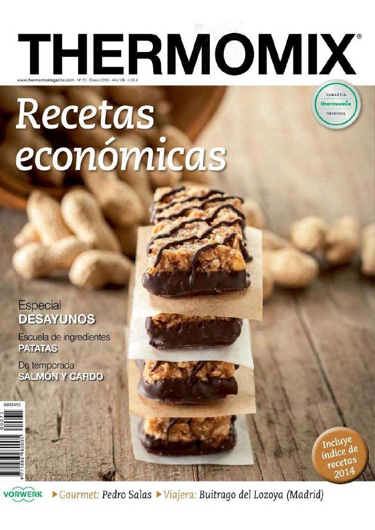 Thermomix magazine 75 enero 2015