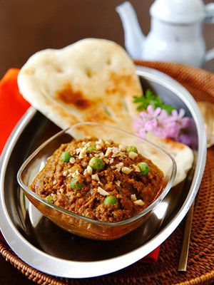 【ELLE a table】インド風キーマカレーレシピ|エル・オンライン