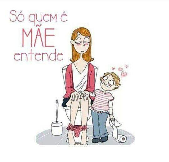Só mãe