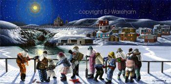 Newfoundland Art - EJ Wareham Gallery