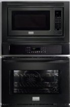 Frigidaire FGMC3065KB Gallery 30 Electric Wall Oven/Microwave Combination - Black
