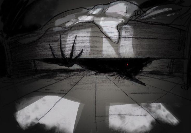 Disturbing Black And White GIF - Find & Share on GIPHY  |Disturbing Dark Scary