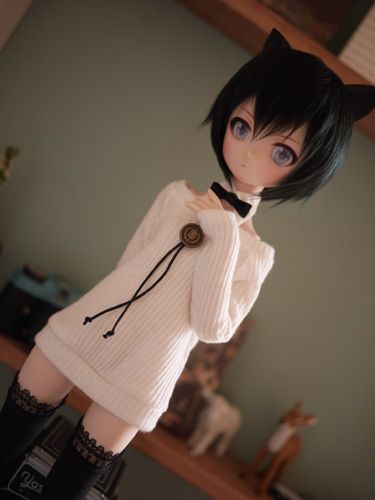 I want to have the next doll i build look like this!