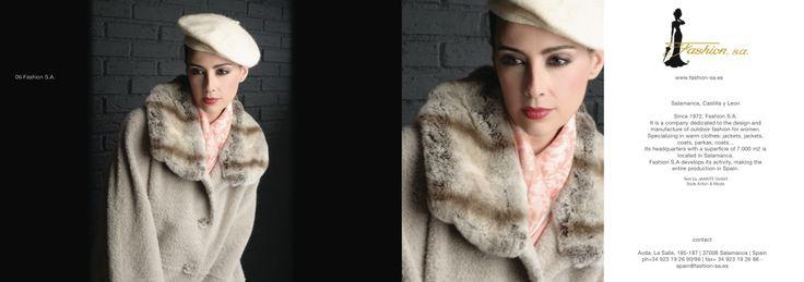 Spanish Fashion brand - FASHION S.A.   #jaanteshowroom #jaantegmbh #fashionshowroom #fashionevent  #fashionshowcase #designershowcase #fashionsa #spanishfashion #spanishdesigners #jcyl #moda #modaespagnola #peletero #fur #fashionmadeinspain #fashion #castillayleon #promoteyourbrand #b2bfashion #showroominzurich #fashionshopping #swissshowroom #spanischen #Designern #spanischenDesignern #Modemarken  #ModeEvent