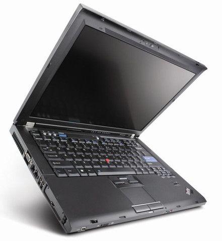 "Refurbished Lenovo Thinkpad T61 14.1"" Notebook 7661-CT0 Windows 7 Wireless FREE WINDOWS 10 UPGRADE! - itzoo - 1"