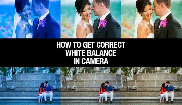 Learn To Shoot Proper White Balance using Kelvin Temps