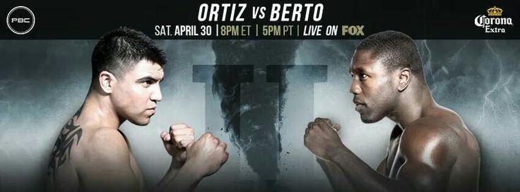 Victor Ortiz vs Andre Berto #boxing #boxeo #sports