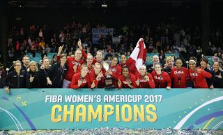 Canada Defeats Argentina to Win FIBA Women's Americup    BUENOS AIRES ARGENTINA (August 13 2017)- The Senior Women's National Team defeated Argentina 67-65 in theFIBA Women's AmeriCup 2017Final Sunday night to successfully defend their FIBA Americas title.  Kia Nurse led Canada with 12 points while Miranda Ayim and Miah-Marie Langlois each had 10 points. Ruth Hamblin had nine points and seven rebounds with Katherine Plouffe and Nirra Fields chipping in seven points apiece in Canada's win…