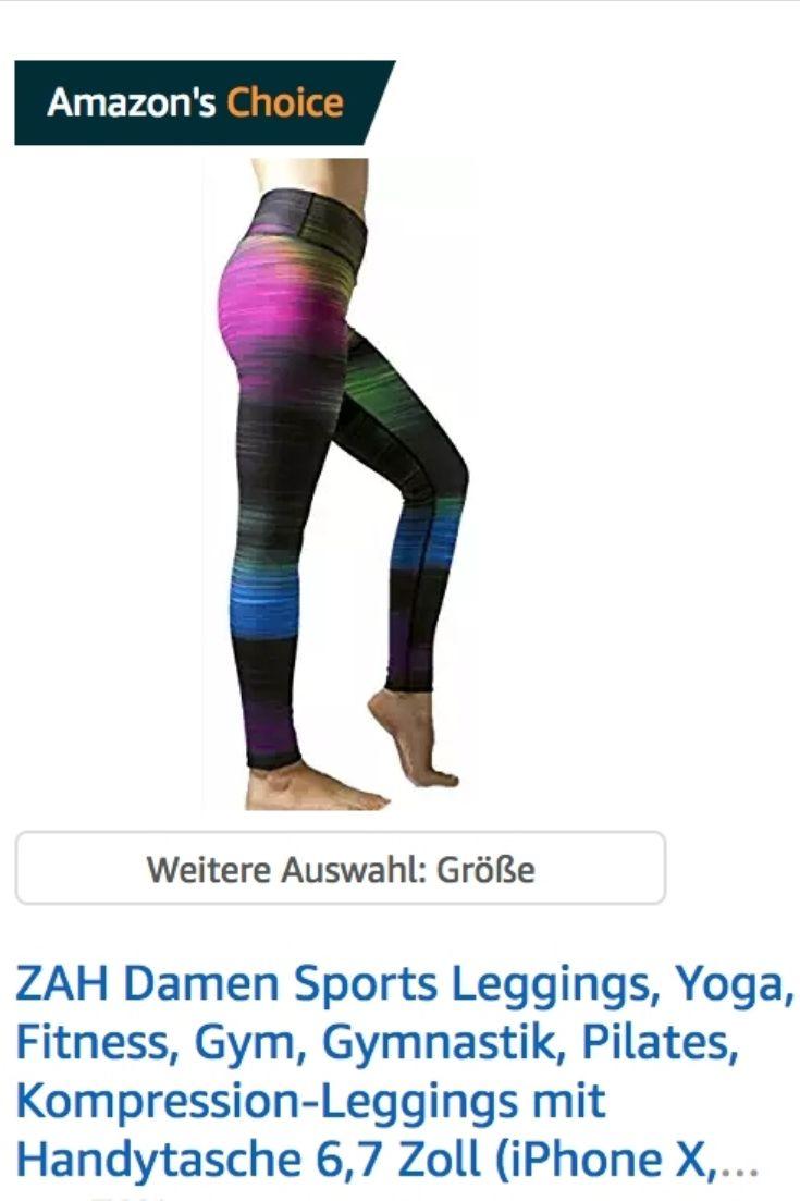 Choice BekommenTop Leggings Zah Haben Amazon's Das Label