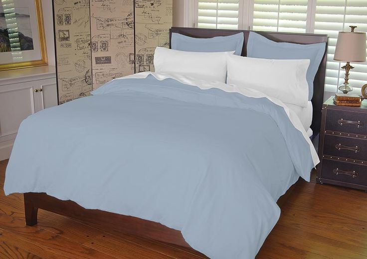 Warm Things Home 300 Egyptian Cotton Duvet Cover Set
