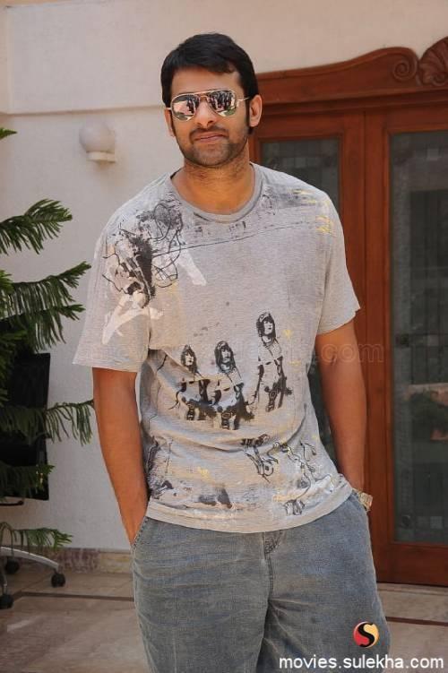 Telugu movie star - Prabhas