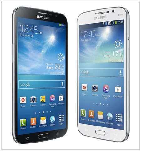Its Official, Samsung Announces the Galaxy Mega Series