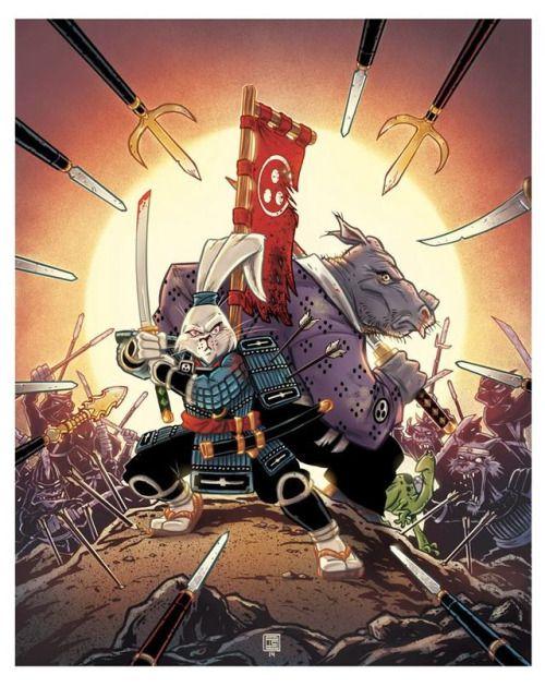 Usagi Yojimbo - Tim Shinn