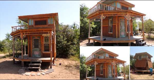 Take a Virtual Tour of This a Tiny Texas House