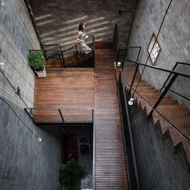 Zen House, - Architect: H.A. Bình Thạnh, Ho Chi Minh, Vietnam © Quang Dam