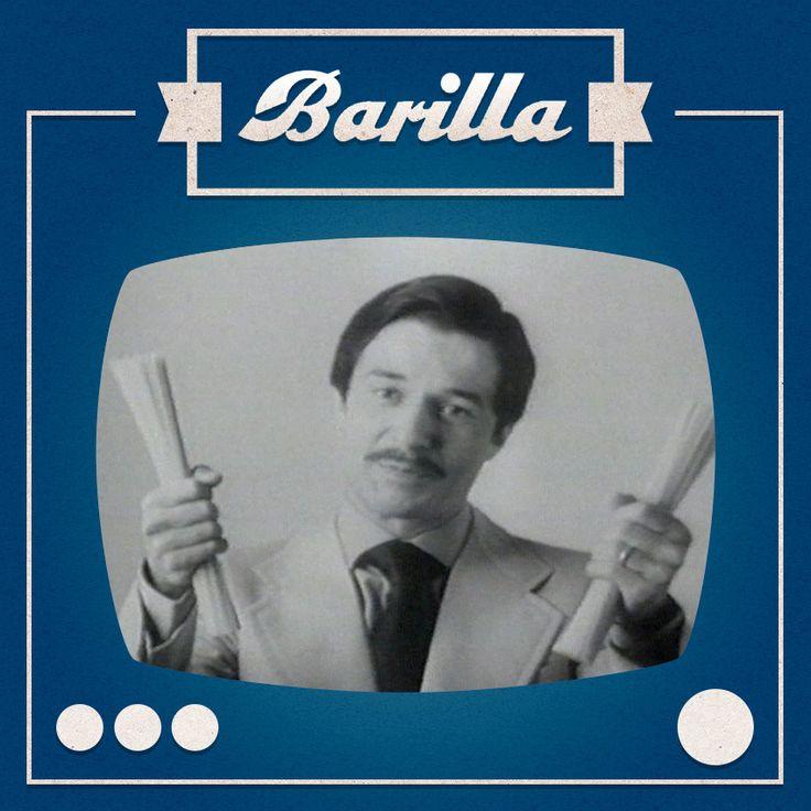 La tradizione parte dalla tavola e arriva fino alla pista da ballo. Nel 1975 per Barilla su Carosello è quella della Ca' del Liscio di Rimini con la  leggenda del liscio: Raoul Casadei! http://www.youtube.com/watch?v=AUrgU5kditw